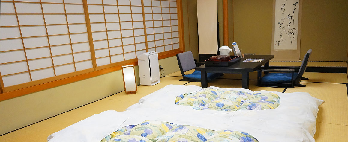 Japanese Style Room Hotel East 21 Tokyo With A Sky Tree View Official